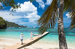 Images of Bequia in the Grenadines